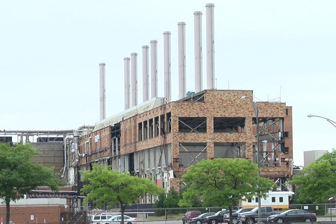 Kodak Implodes the Iconic Building 53