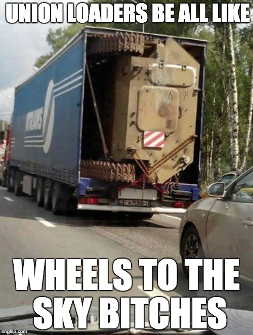 Wheels to the Sky