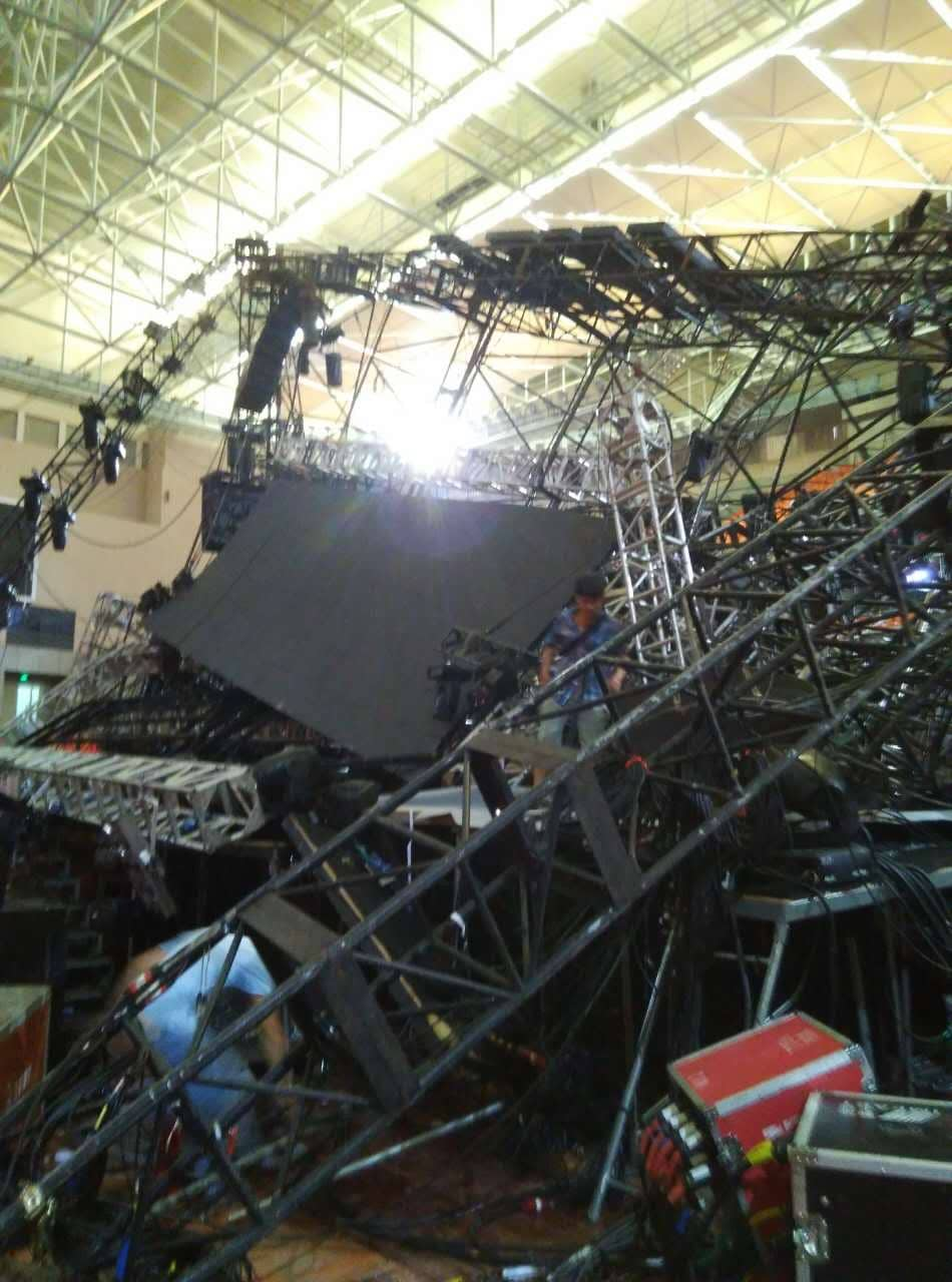 Stage Accident in China – 1 Killed, 13 Wounded