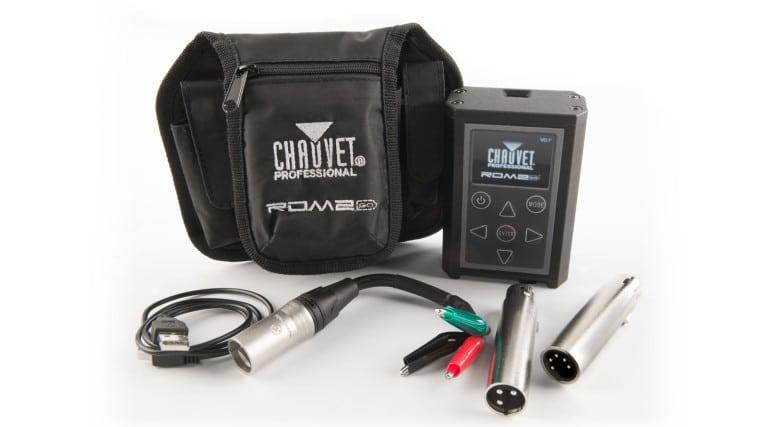RDM2GO – A Badass Handheld RDM & DMX Magic Box