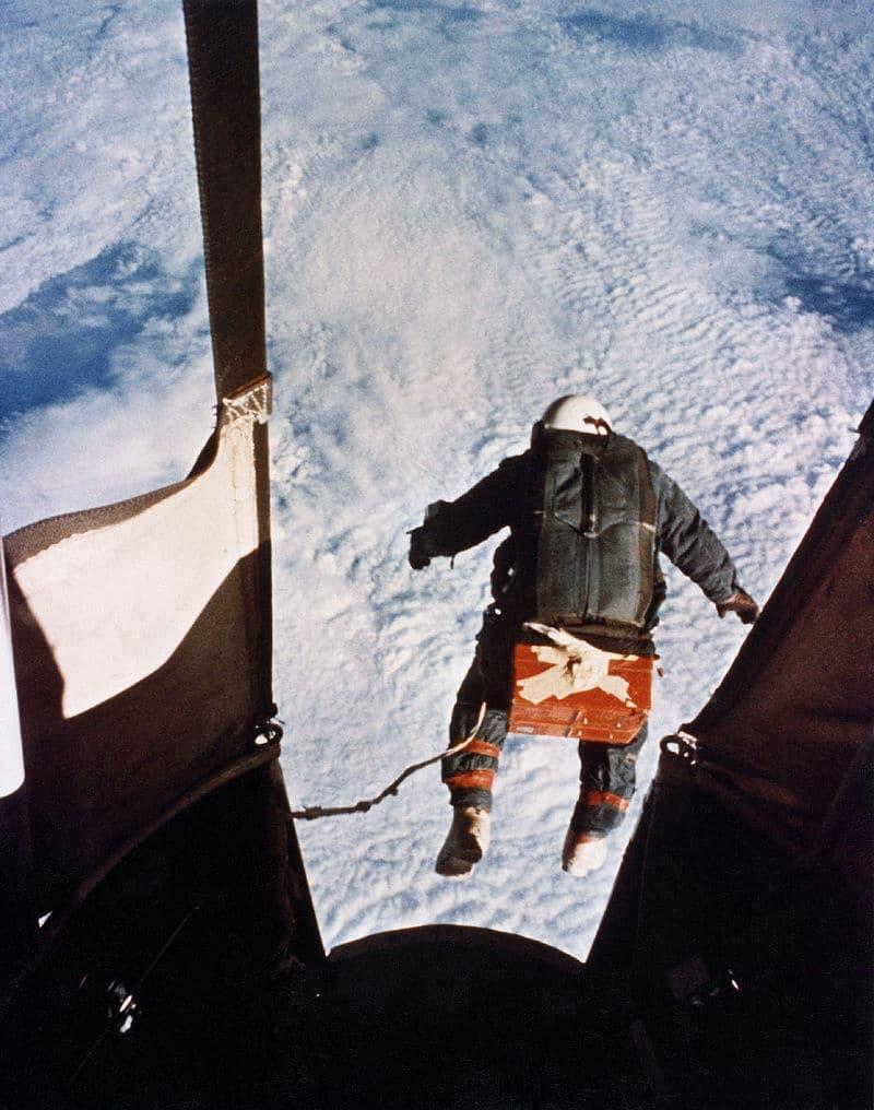 Kittinger-space-jump