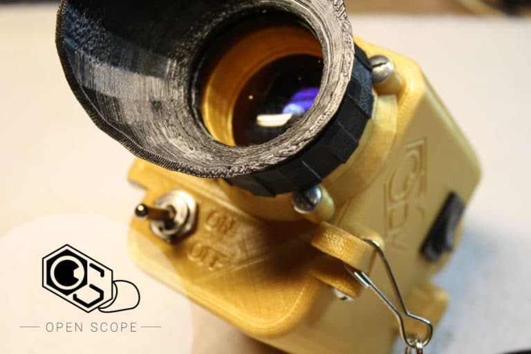 3D Printed DIY Night Vision Wins the Internet Today