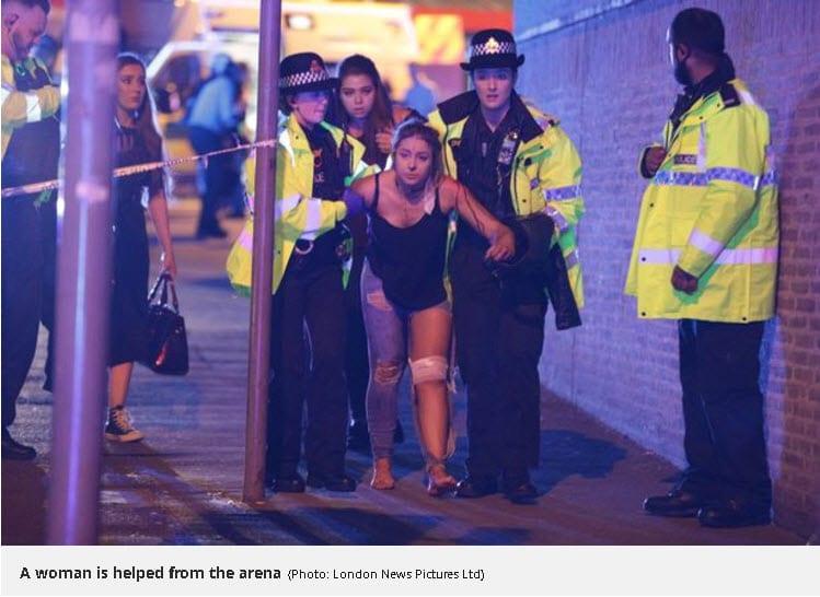 Terrorists Bomb Ariana Grande Concert, 22 Dead