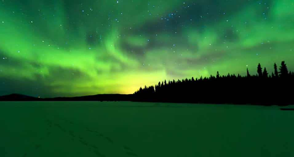 incredible Aurora Borealis...